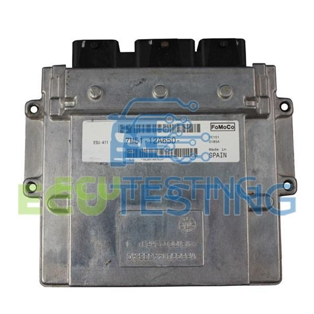 common ford ecu faults