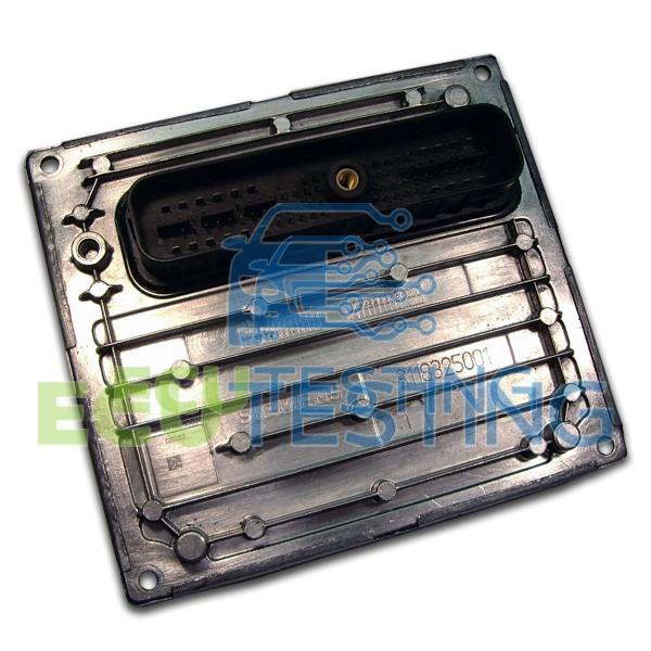 Ford Fiesta Engine ECU