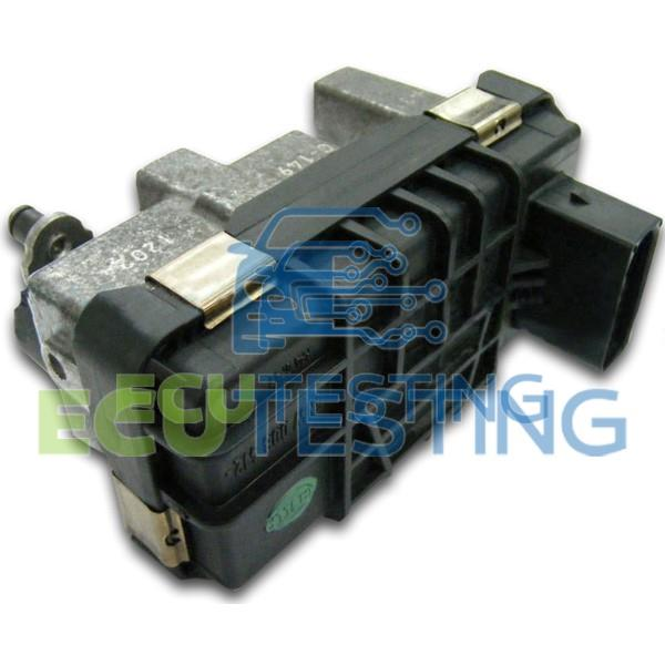 Ford Mondeo Turbo Actuator