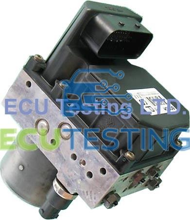 Mercedes ABS Pump ECU