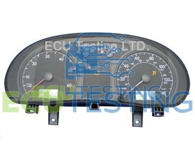 Volkswagon Polo Instrument Cluster dash